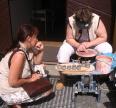 Aktuality - V pátek ovládli Nové Město děti a řemeslníci