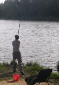 Aktuality - Vítězka rybářských závodů ryby nejí