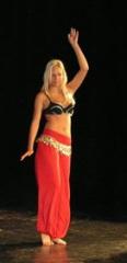 Orientální tanec není pouze doménou žen