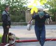 Aktuality - Přípravu na soutěž berou dobrovolní hasiči zcela vážně