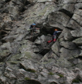 Pro horolezce jsou Žďárské vrchy malým rájem