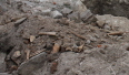 Aktuality - Při přestavbě bystřického náměstí byly objeveny kosti předků