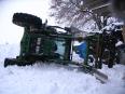 Aktuality - Únor je bohatý na sníh a na dopravní nehody