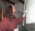 Aktuality - Malíř z Radňovic chystá velkou jarní výstavu