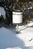 Nejvíce sněhu bylo v únoru roku 2006