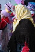 Aktuality - Masopust je v Bystřici výsadou dětí