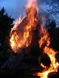 Pálení ohňů bez svolení CHKO je ve Žďárských vrších zakázáno