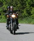 Aktuality - Největší atrakcí Dětského dne v Rokytně byli tentokrát motorkáři