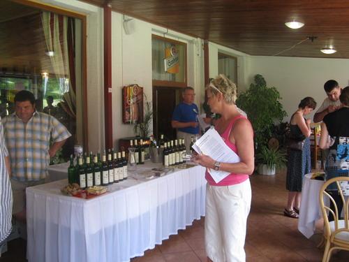 Největší zájem byl o vína z Čejkovic