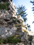 Aktuality - Místo kostela Čertův kámen