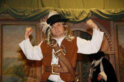 Aktuality - S d'Artagnanem o d'Artagnanovi a divadle vůbec