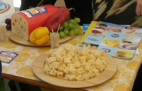 """Aktuality - Pět potravinářských výrobků může užívat titul """"Regionální potravina kraje Vysočina"""""""