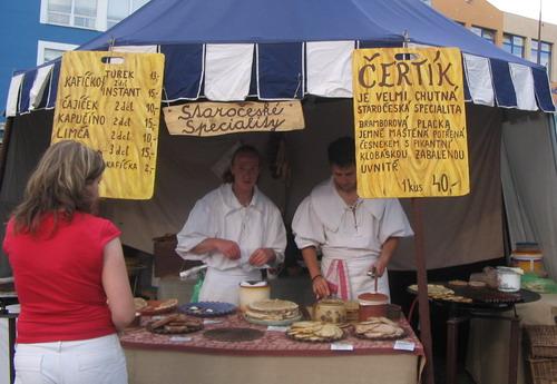 Aktuality - Ve Žďáře zakládají tradici farmářských trhů