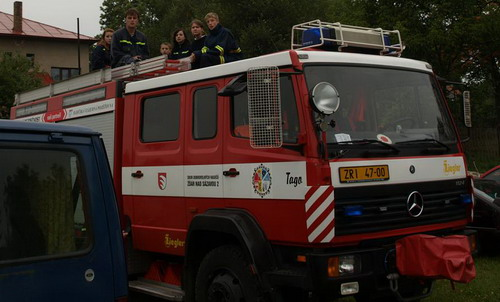 Aktuality - Mladí hasiči z Novoměstska testovali konkurenci