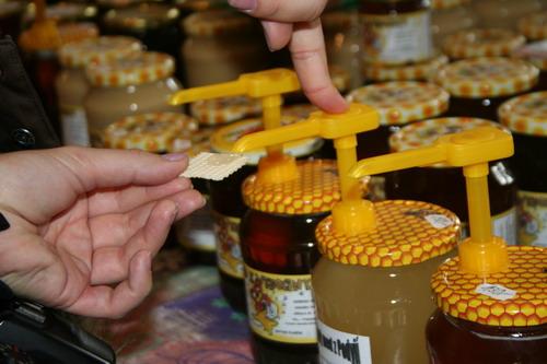Aktuality - Máte chuť na med?