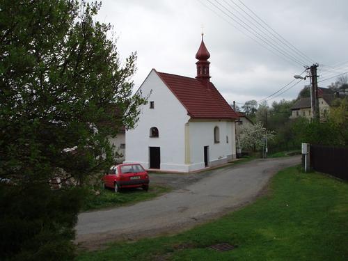 Aktuality - Sanktusník kaple svaté Anny dostane nový kabát