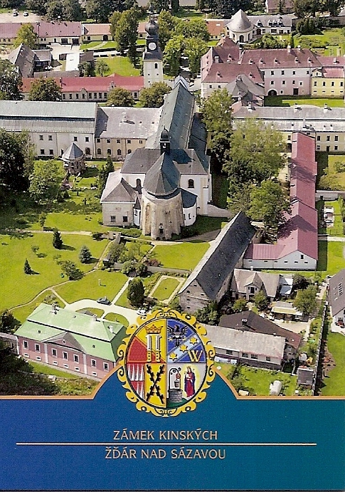 Aktuality - Město Žďár vydalo magnety s pohlednicí