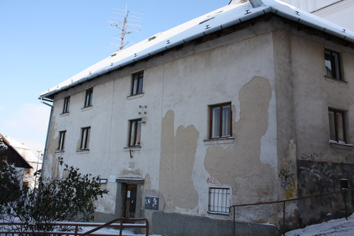 Aktuality - Moučkův dům by se v příštím roce mohl dočkat rekonstrukce