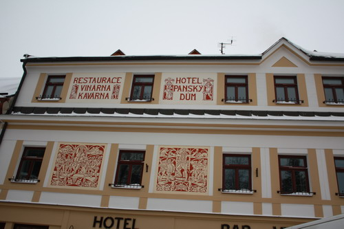 Aktuality - Hotel Panský dům dostojí svému jménu