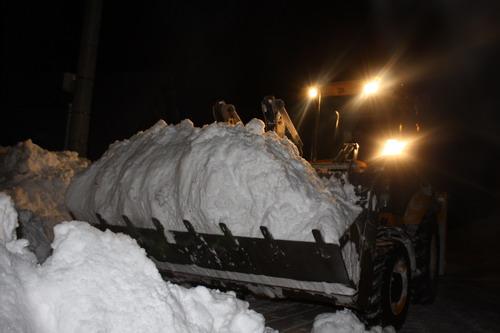 Aktuality - Bystřice i Nové Město jsou na zimní údržbu připraveny