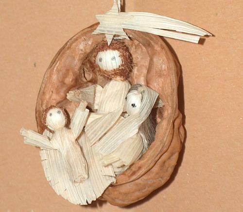 Aktuality - Náš Ježíšek je proti dědečkovi Mrazíkovi úplné neviňátko
