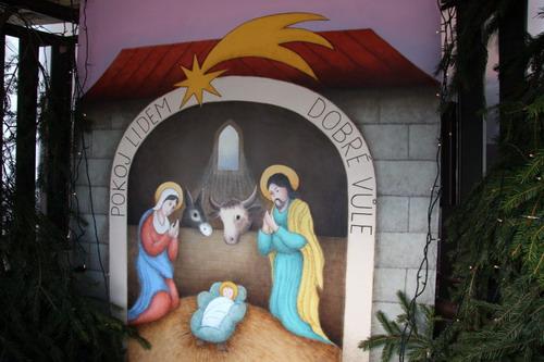 Aktuality - Netradiční vánoční výzdobu najdete ve Třech Studních