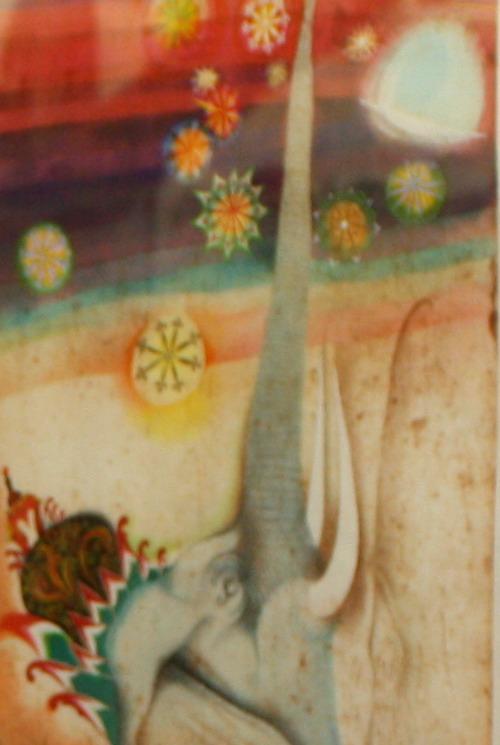 V Horácké galerii byl otevřen snový svět Jaroslava Šerých
