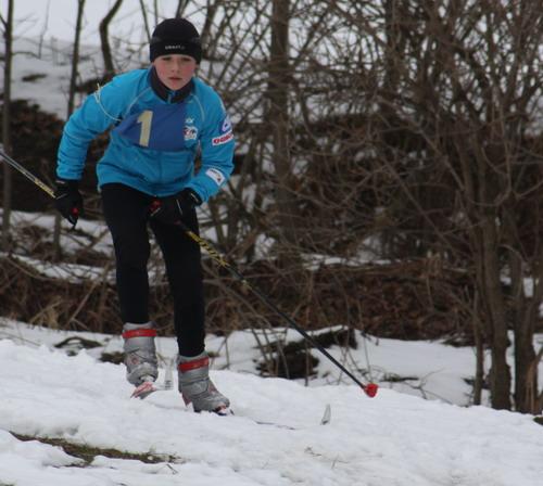 Aktuality - V Jiříkovicích startovala naděje novoměstského lyžování