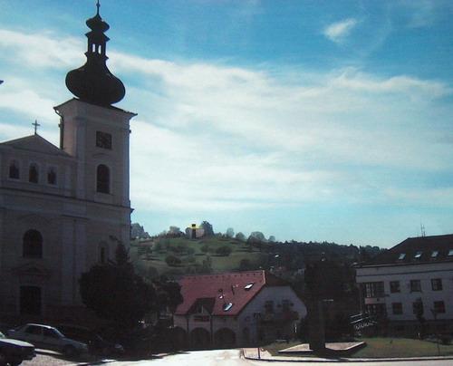 Aktuality - Bystřice by ještě chtěla realizovat hvězdárnu, tobogány, středověkou vesnici a zimní stadion