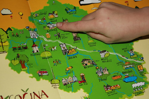 Aktuality - Na výlety pro děti od nuly do sta let