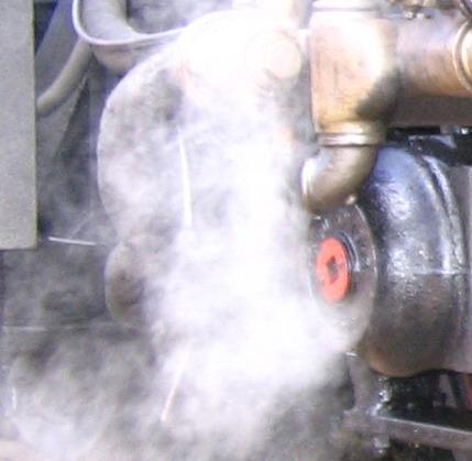 Aktuality - Parní motor jako alternativní zdroj energie