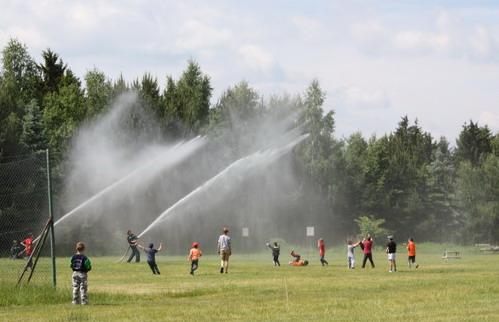 Aktuality - Soutěže dobrovolných hasičů včera a dnes