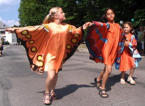 """Aktuality - Slavný novoměstský divadelní festival """"Sbírka motýlů"""" začíná už tento čtvrtek!"""