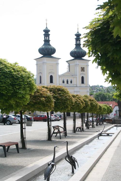 Aktuality - Ani letos nepřijdou návštěvníci Bystřice a místní o Bystřické léto