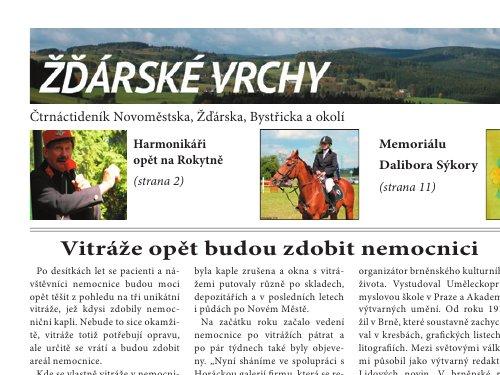 Aktuality - Vyšlo 2. číslo tištěné verze magazínu